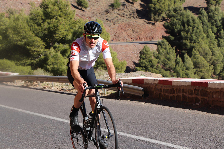 Stage cycliste Maroc 01