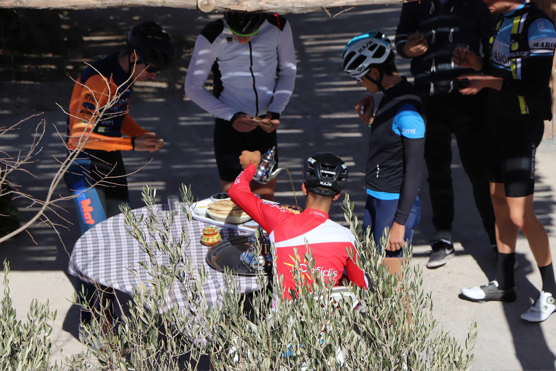 Stage cycliste Maroc 02