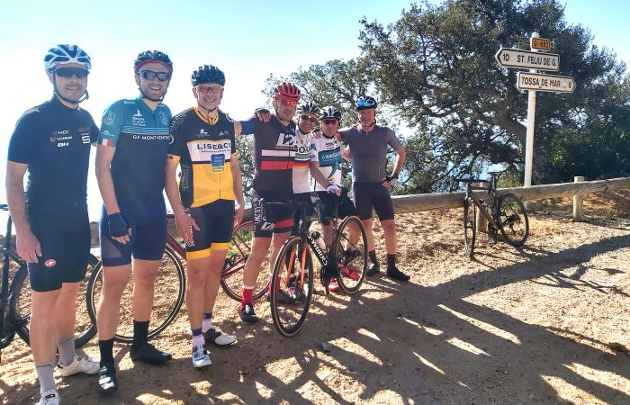 stage cycliste espagne